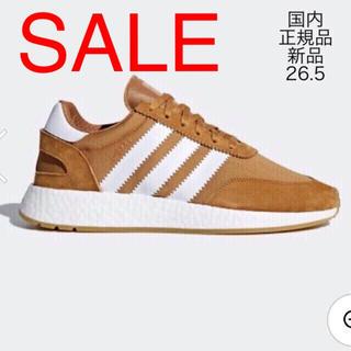 adidas - originals I-5923 CQ2491 メサ/ランニングホワイト/ガム3