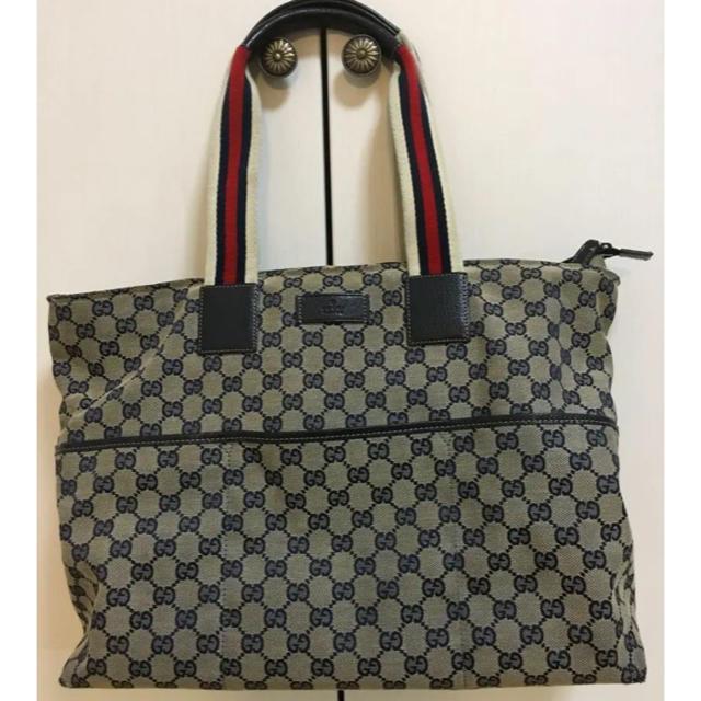 Gucci(グッチ)のGUCCIトートバッグ レディースのバッグ(トートバッグ)の商品写真