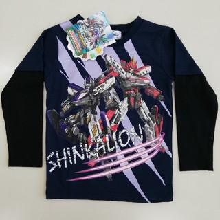 しまむら - 【新品】シンカリオン☆ロングTシャツ110cm