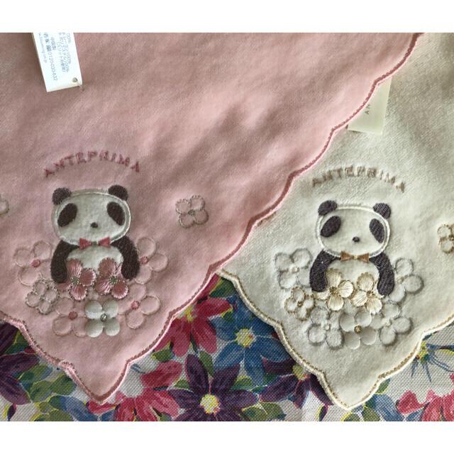 ANTEPRIMA(アンテプリマ)のANTEPRIMA タオルハンカチ4枚セット レディースのファッション小物(ハンカチ)の商品写真
