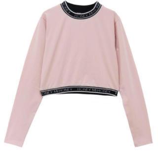 ハニーミーハニー(Honey mi Honey)のHONEY MI HONEY 完売ロゴロングTシャツ(Tシャツ(長袖/七分))