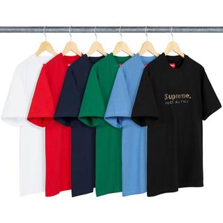 675fde8a シュプリーム(Supreme)のSupreme Gold Bars Tee ブラックM(Tシャツ/カットソー