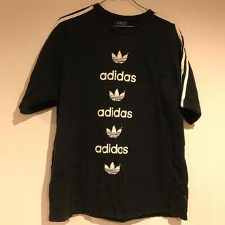 アディダス(adidas)のadidas 古着 シャツ(Tシャツ/カットソー(半袖/袖なし))