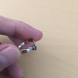 k18 pt900 コンビ   ×  18kルビーリング セット(リング(指輪))