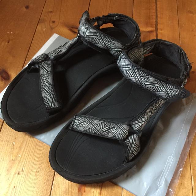Teva(テバ)のTEVA  27センチ  テバ  サンダル US9    USED メンズの靴/シューズ(サンダル)の商品写真