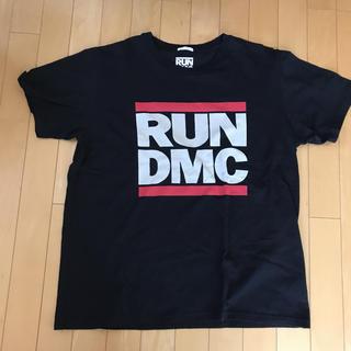 GU - 新品未使用!GU★RUN DMC Tシャツ