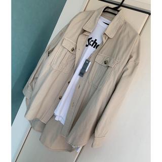 JEANASIS - JEANASIS..人気!即完売!BIGオーバーシャツジャケット