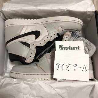 ナイキ(NIKE)のAirJordan1 High OG Defiant  NYC TO PARIS(スニーカー)