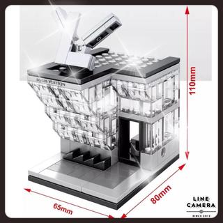 お値下中【海外限定‼︎】大人気‼︎お洒落☆ショップ風ナノブロック☆ LEGO互換
