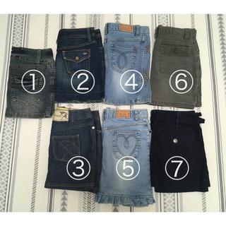 リズリサ(LIZ LISA)のミニスカート7点まとめうり(ミニスカート)