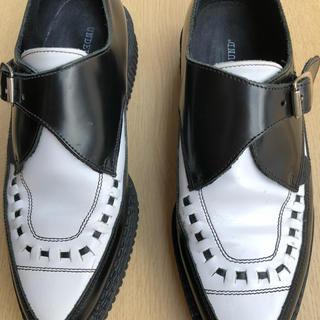アンダーグラウンド(UNDERGROUND)のUNDER GROUND 革靴(ローファー/革靴)