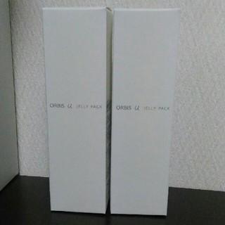 オルビス(ORBIS)のオルビス ユー ジェルパック 2個セット(洗顔料)