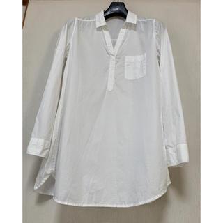ジーユー(GU)のguシャツ(シャツ/ブラウス(長袖/七分))