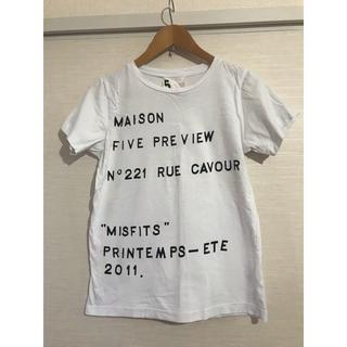 nano・universe - nano universe Tシャツ xs 5 PREVIEW
