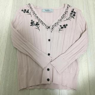 Rirandture - リランドチュール♡ビーズ刺繍カーディガン