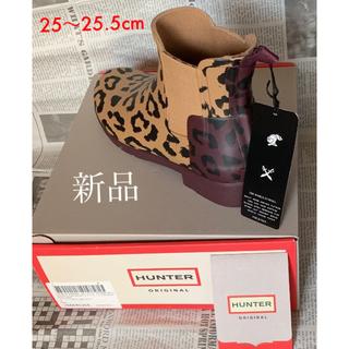 ハンター(HUNTER)の週末セール‼️ 新品未使用 HUNTER  レインブーツ ハンター(レインブーツ/長靴)