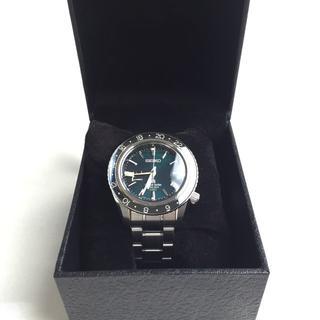 グランドセイコー(Grand Seiko)のグランドセイコー GMT パワーリザーブ スプリングドライブ メンズ腕時計(腕時計(アナログ))