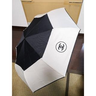 d917761450a7 シャネル 黒 日傘/雨傘の通販 19点 | CHANELのレディースを買うならラクマ