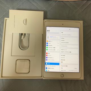 アイパッド(iPad)のiPad mini4 5月までの出品(タブレット)