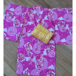 ユニクロ(UNIQLO)のユニクロ 子供用浴衣(甚平/浴衣)