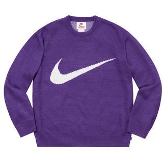 Supreme - Supreme®/Nike® Swoosh Sweater