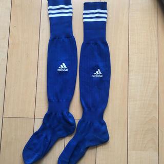 アディダス(adidas)のサッカーソックス アディダス22〜24(その他)