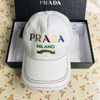 PRADA - PRADA   キャップ