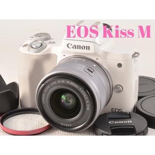 Canon - キャノン EOS kiss M レンズセット