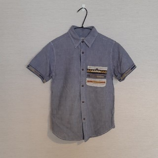 ダブルネーム(DOUBLE NAME)の半袖シャツ(シャツ/ブラウス(半袖/袖なし))