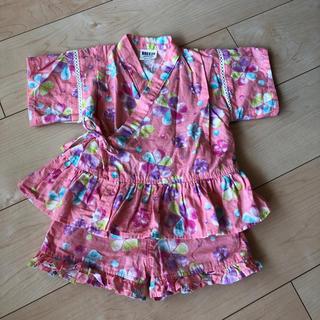 0e60b63947cca ブリーズ(BREEZE)の1歳〜3歳女の子 甚平(甚平 浴衣