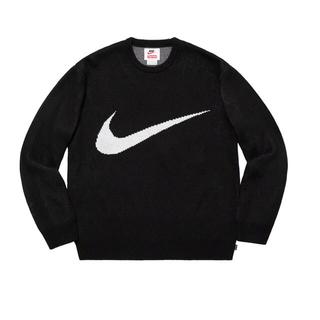 Supreme - Supreme Nike Swoosh Sweater