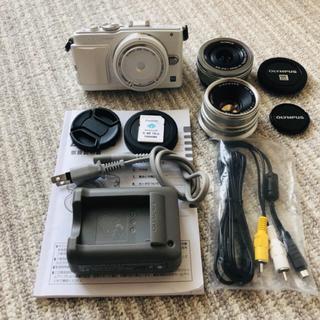 OLYMPUS - OLYMPUS e-pl6 レンズ付き Flash air
