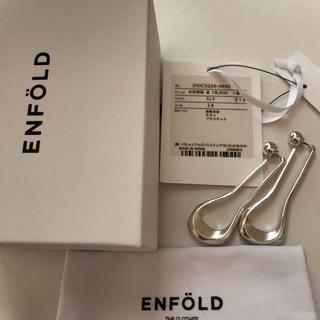 エンフォルド(ENFOLD)のENFOLD ピアス(ピアス)