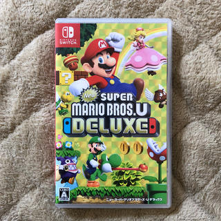 Nintendo Switch - NEW SUPER MARIO BROS.U DELUXE