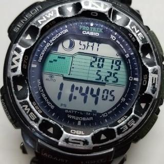 カシオ(CASIO)のPRO TREK PRW-S2500 MADE IN JAPAN(腕時計(デジタル))