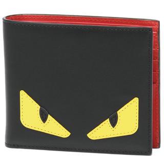 cceb8936411f フェンディ(FENDI)の(フェンディ) FENDI 二つ折り財布 BAG BUGS(長