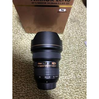 Nikon - AF-S NIKKOR 14-24mm f2.8 ED