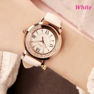 MARC JACOBS - 【新品 人気】高級 ブランド レディース 腕時計 丸いメタリックカラー 白