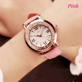 MARC JACOBS - 【新品 人気】高級 ブランド レディース 腕時計 丸いメタリックカラー ピンク
