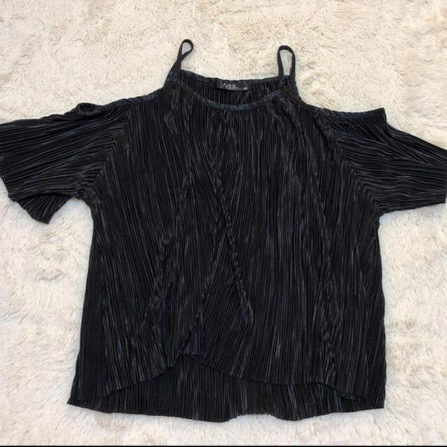 しまむら(シマムラ)のしまむら×AZUL レディースのトップス(カットソー(半袖/袖なし))の商品写真