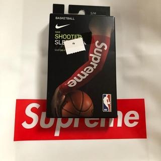 シュプリーム(Supreme)のNike×NBA×Supreme shooter sleeves S/M(バスケットボール)
