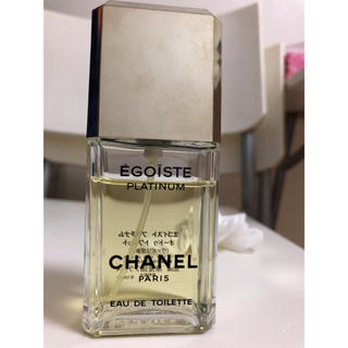 CHANEL - CHANEL香水 PLATINUM EGOIST POUR HOMME 50ml