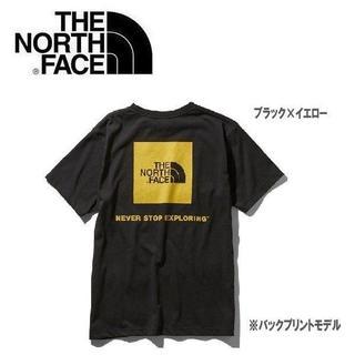 ザノースフェイス(THE NORTH FACE)のノースフェイス スクエアロゴTシャツ ブラック XL(その他)