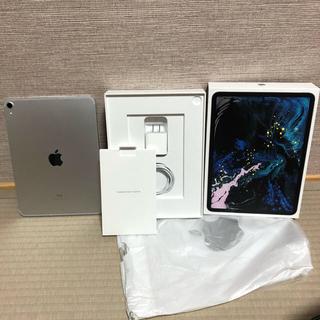 Apple - iPad Pro11 Wi-Fi+Cellular 256GB simフリー