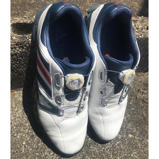 アディダス(adidas)のアディダス ゴルフシューズ 26.5㎝(シューズ)
