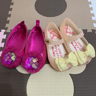 ベビーギャップ(babyGAP)のベビー靴4足セット(フォーマルシューズ)