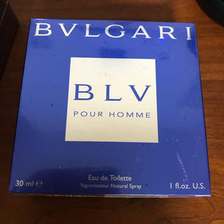 BVLGARI - 新品 ブルガリ ブルー プールオム 30ml