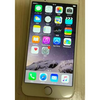 Apple - 格安販売中!iPhone6 16GB docomo 人気のゴールドです♪ 判定◯