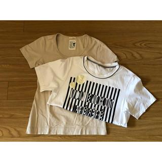 アッシュペーフランス(H.P.FRANCE)のTシャツ2枚セット(Tシャツ(半袖/袖なし))