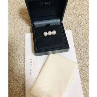 タサキ(TASAKI)の美品 タサキ  TASAKI バランスエラリング 14号 coron919様専用(リング(指輪))